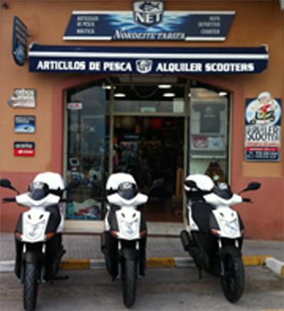 tienda con motos piccola copia